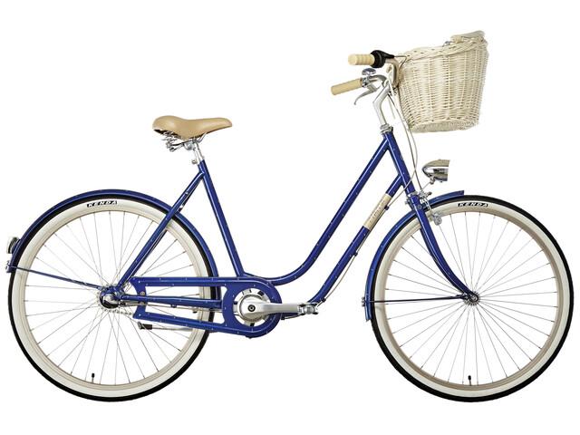 Creme Molly - Vélo de ville Femme - bleu